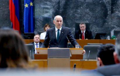 Janez Janša: Slovenija s svojimi potenciali zmore bistveno več od tega, kar se trenutno izkazuje