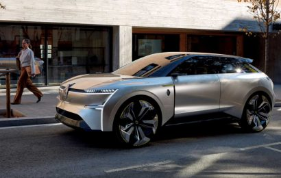 Futurističen Renault MORPHOZ pri nas že 2025?