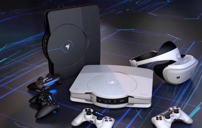 Bo takšen novi Sony Playstation 5?