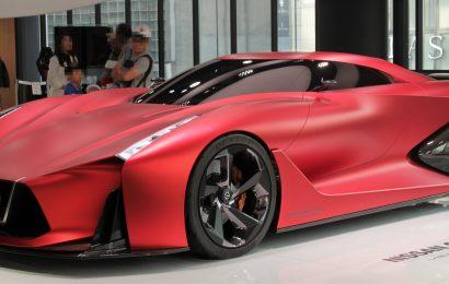 Nissanov pogled v prihodnost: 2020 Vision Gran Turismo
