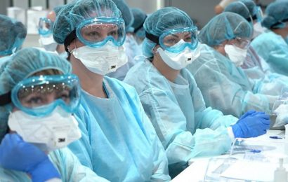 Putin razkril, kolikšna je humanitarna pomoč Kitajske v boju proti novemu koronavirusu