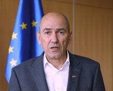 Janez Janša: Odgovorno obnašanje nas vseh v drugem valu koronavirusne krize lahko prepreči najhujše