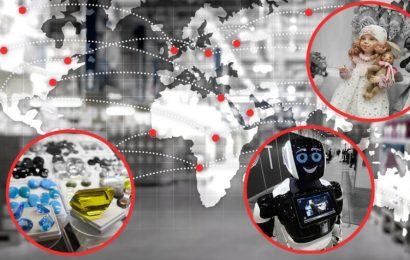 Kakav, roboti, športni rekviziti in drugi nepričakovani izdelki, ki jih izvaža Rusija