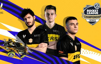 Renault Vitality je utrdil svoj položaj v Rocket League z osvojitvijo naslova podprvaka v evropskem prvenstvu Rocket League, sezona 9