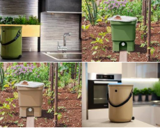 Slovenska inovacija za odgovorno ravnanje z biološkimi odpadki