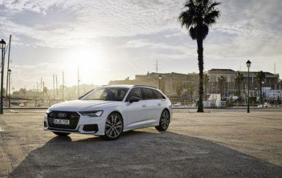 Audijev karavan višjega razreda zdaj tudi kot priključni hibrid: novi A6 Avant TFSI e quattro