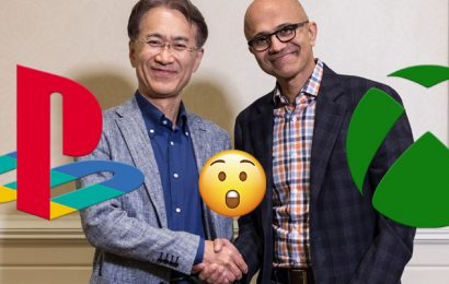 Sony in Microsoft v partnerstvo