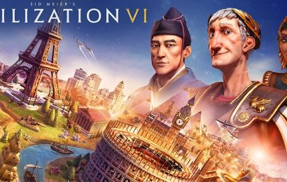 Sid Meiers Civilization VI gratis na EPIC GAMES STORE
