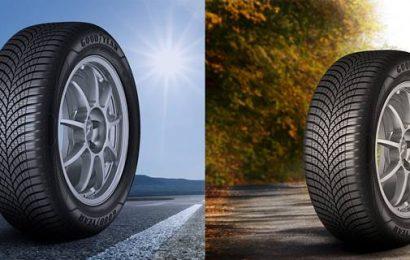 Nova Goodyear Vector 4Seasons Gen-3 pnevmatika za zanesljivo vožnjo skozi celo leto