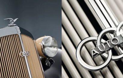 Zakaj so v Audijevem logotipu štirje krogi?