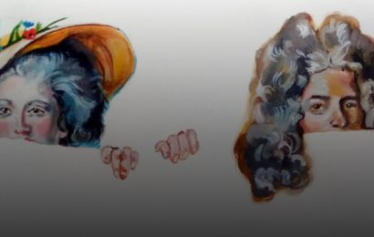 Upodobitve ruskih umetnikov: Globoka izkušnja karantene in izolacije