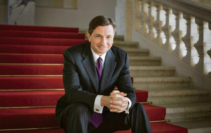 Borut Pahor: Boljši odnos med Rusijo in EU bi koristil Balkanu