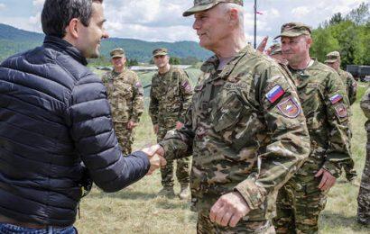Odziv Slovenske vojske na poročanje medijev o novih okoliščinah domnevnega dogodka na območju državne meje