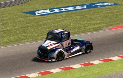 Evropsko prvenstvo FIA v dirkanju s tovornjaki vstopilo v virtualni svet
