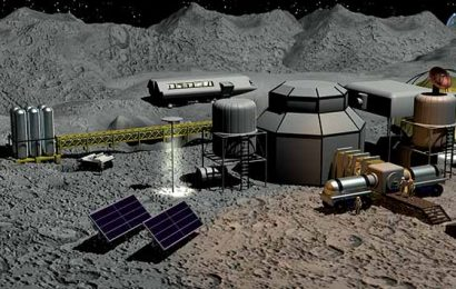 Roskosmos: Rusija in Kitajska bosta najverjetneje skupaj postavili bazo na Luni