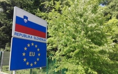 Nujno! Povej naprej! Nova Pravila za prehajanje slovenske meje !