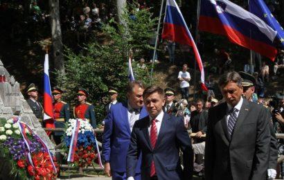 V soboto znova počastitev spomina na padle ruske vojake pod Vršičem