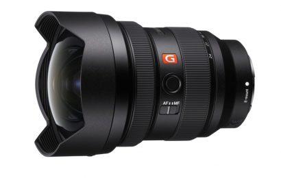 Novi Sony objektiv 12-24mm G Master™
