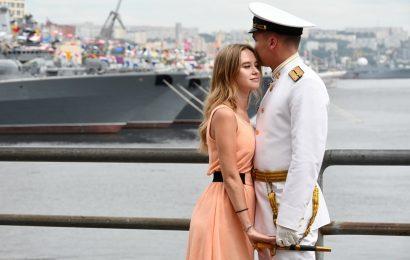 Takole je Rusija praznovala dan vojne mornarice (FOTO)