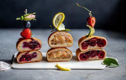 Sladki piroški: Recept za čudovite sadne pite za piknik v ruskem stilu