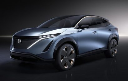 2021 bo dobro leto za e-vozila. Prihaja tudi Nissan Ariya. Wooow.