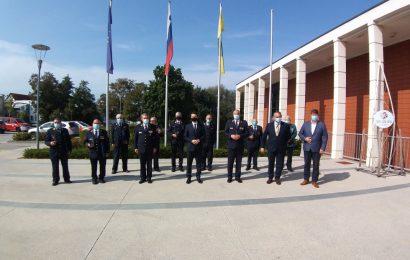 Skrb za nadaljnji razvoj slovenskega gasilstva je prioriteta