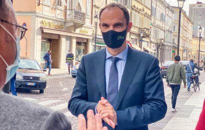Minister dr. Logar obiskal slovensko manjšino v Italiji