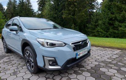 Velik test: Subaru XV eksotičen blagi hibrid s stalnim 4×4 pogonom in veliko varnosti