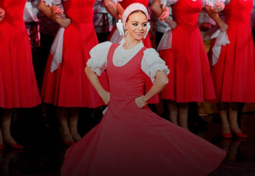 Vse, kar morate vedeti o ruskih ljudskih plesih