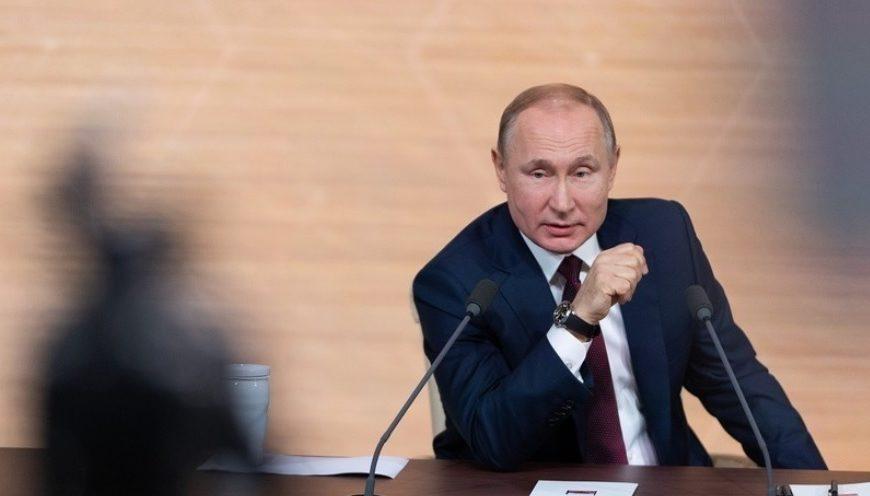 Putin priznal, da so mu všeč mnoge levičarske vrednote