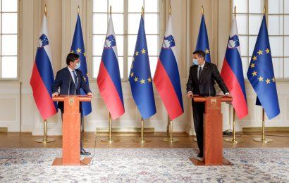 Predsednik Pahor je na pogovor sprejel Varuha človekovih pravic