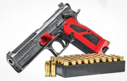 Kako izgleda najnatančnejša ruska pištola PE-10?