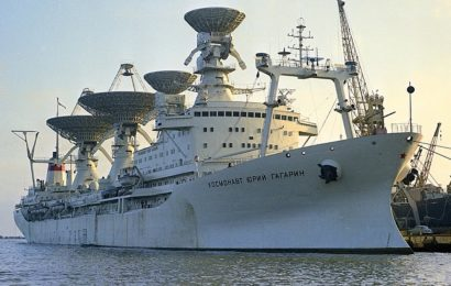 Та gromozanska nadzorna ladja je pomagala Sovjetom na Venero (FOTO)