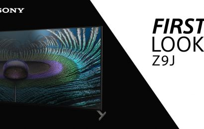 Sony predstavlja nove televizorje BRAVIA XR 8K LED, 4K OLED in 4K LED z novim »kognitivnim procesorjem« XR.
