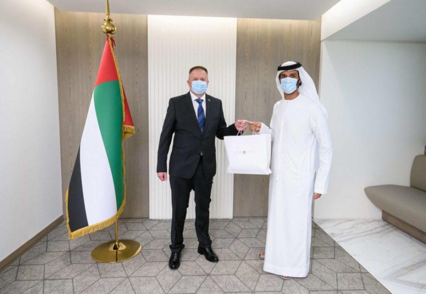 Emirati predstavljajo trg priložnosti za naša izvozna podjetja