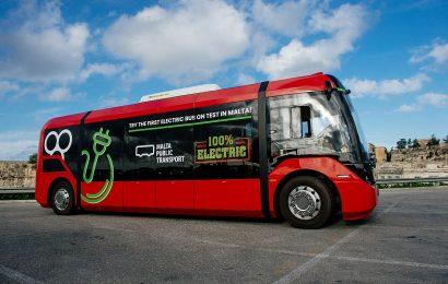 Avtobusni potniški promet spet po običajnem voznem redu