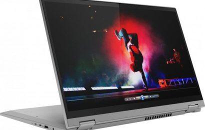 Prenosnik Lenovo Flex 5 je predstavnik nove generacije