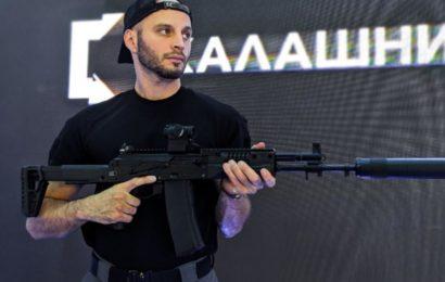 Kalašnikov bo novo avtomatsko puško AK-19 prvič predstavil v tujini
