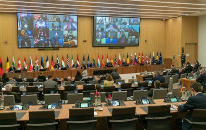 Redno zasedanje obrambnih ministrov Nata