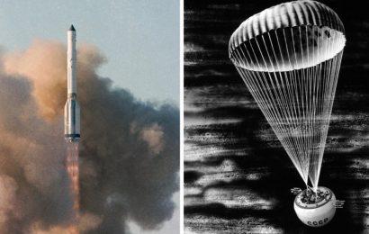 Bližnje srečanje Sovjetov z Venero pred 51 leti