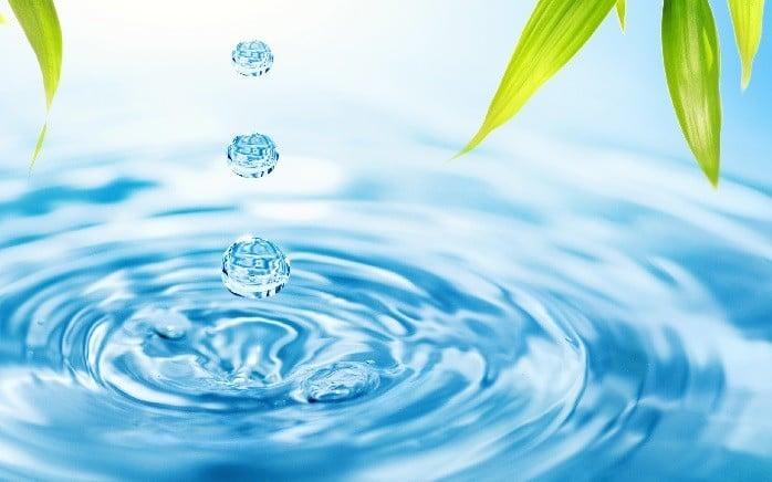 Bogastvo vode pod Slovenijo