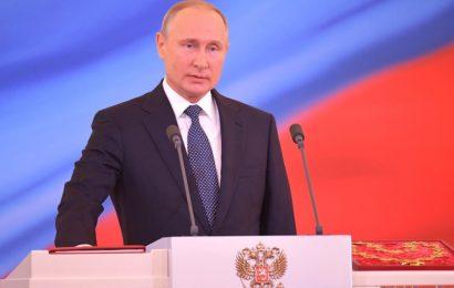 Putin uvrščen na seznam kandidatov za Nobelovo nagrado za mir