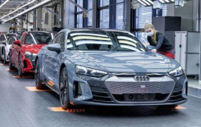 Audi se je v poslovnem letu 2020 kljub koronakrizi izkazal z dobrimi rezultati