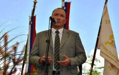 Minister dr. Podgoršek gostil češkega ministra za kmetijstvo Miroslava Tomana