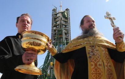 Ali obstaja povezava med religijo in rusko vesoljsko znanostjo?