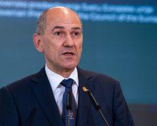 Predsednik vlade Janez Janša: Veselimo se, da Slovenija ob 30. obletnici državnosti drugič prevzema predsedovanje Svetu EU