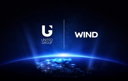 Skupina United Group prevzema grškega operaterja Wind Hellas