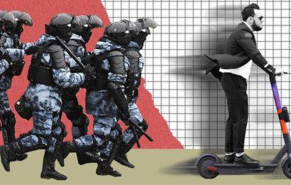 Rusija je napovedala vojno električnim skirojem. Kdo bo zmagal?