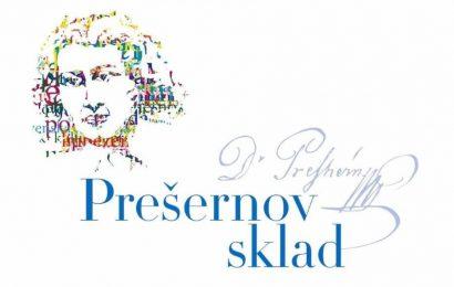 Prešernove nagrade in nagrade Prešernovega sklada 2022